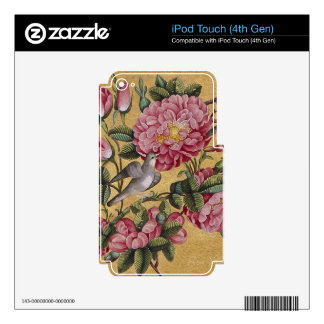 Exotic Camellias Skins For iPod Touch 4G
