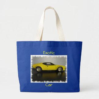 Exotic Car Travel Bag
