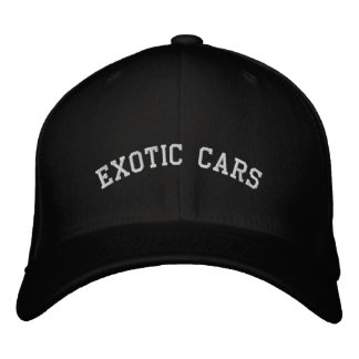 Exotic Cars Cap