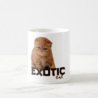 exotic cat breeds coffee mug