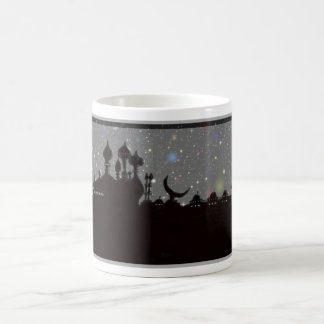 Exotic Cityscape Coffee Mug