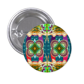 EXOTIC Colorful Geometrical Graphic GIFTS for ALL Pin