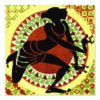 Exotic Dancer Card