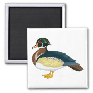 Exotic Duck Magnet