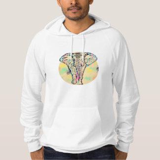 exotic elephant hoodie