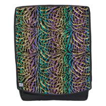 Exotic Fantasy Animal Print Backpack
