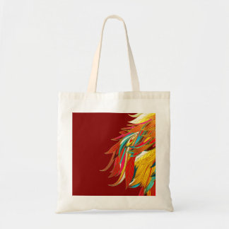 Exotic Feathers Tote Bag