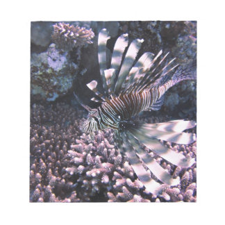 Exotic Fish Animal Notepad