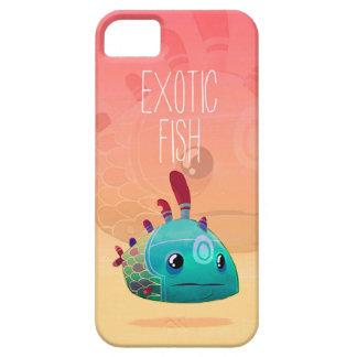 Exotic fish iPhone SE/5/5s case
