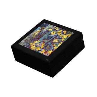 Exotic Flora #10 at SunshineDazzle Keepsake Box