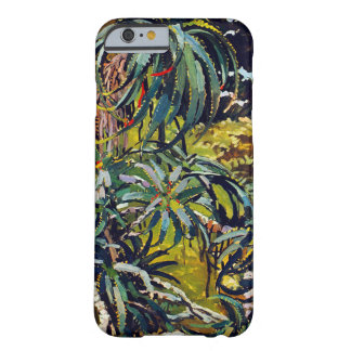 Exotic Flora #12 at SunshineDazzle Barely There iPhone 6 Case