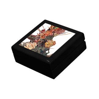 Exotic Flora #9 at SunshineDazzle Keepsake Box