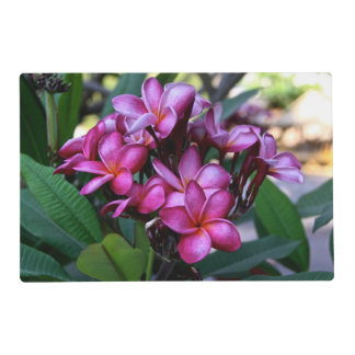 Exotic flower, Placemats Laminated Placemat