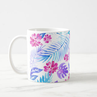 Exotic Flowers Coffee Mug