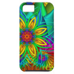 Exotic Flowers iPhone 5 Case
