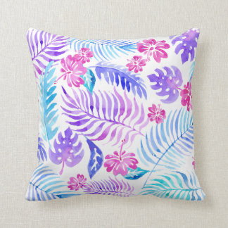 Exotic Flowers Pillow