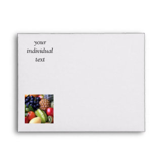 exotic fruits envelopes