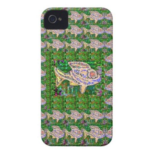EXOTIC GoldFish Fish Aquatic Pet - Elegant GIFTS iPhone 4 Cases