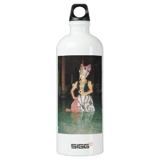 Exotic Golek dancer from Indonesian SIGG Traveler 1.0L Water Bottle