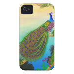 Exotic Green Peacock Blackberry Bold Case