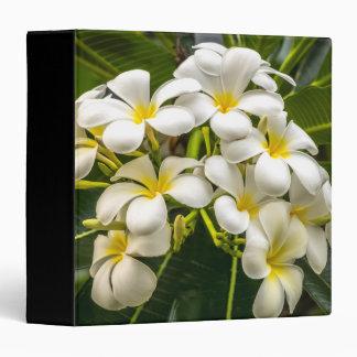 Exotic Island Plumeria Binder