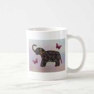Exotic Jewel Elephant Mug