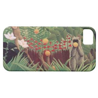 Exotic Landscape, 1910 iPhone 5 Cases