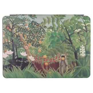 Exotic Landscape, 1910 iPad Air Cover