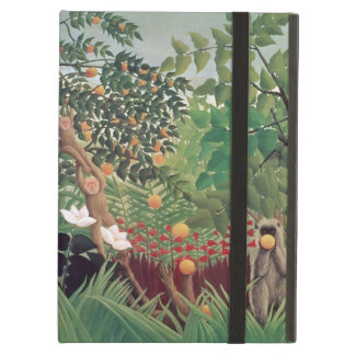 Exotic Landscape, 1910 iPad Air Cover