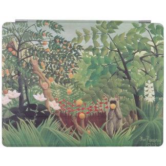 Exotic Landscape, 1910 iPad Cover