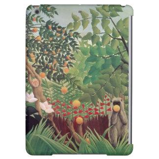 Exotic Landscape, 1910 iPad Air Case