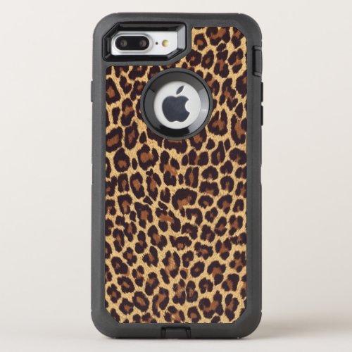 Exotic Leopard Print Phone Case