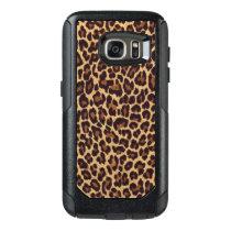 Exotic Leopard Print OtterBox Samsung Galaxy S7 Case
