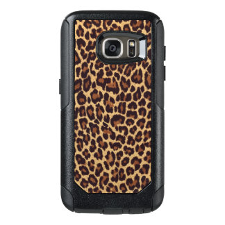 Exotic Leopard Print OtterBox Samsung Galaxy S7 Case
