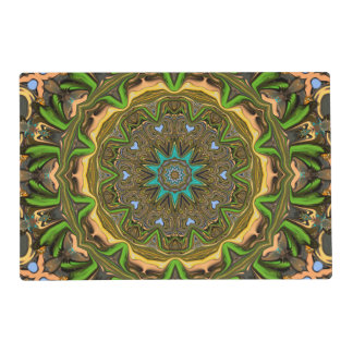 Exotic Love. Laminated Placemat