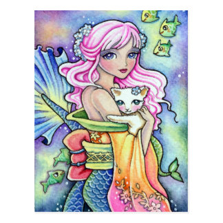 Exotic Ocean Fantasy - Postcard
