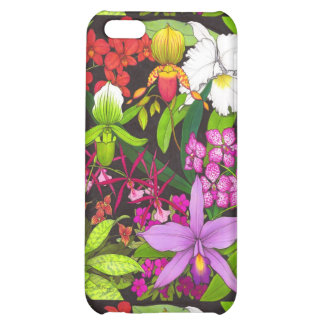 Exotic Orchid Garden iPhone Case iPhone 5C Covers