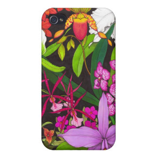 Exotic Orchid Garden Speck Case