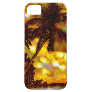 Exotic Palm Tree iPhone SE/5/5s Case