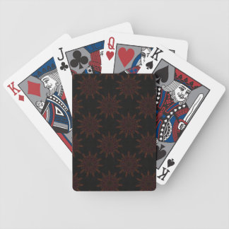 Exotic Pattern Playing Cards