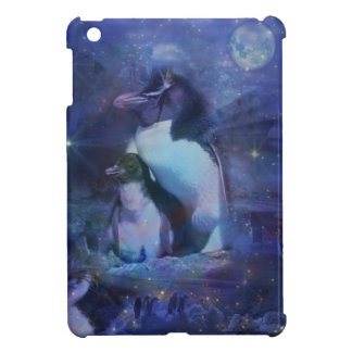 Exotic Penguins in Tuxedos Case For The iPad Mini