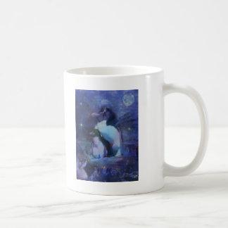Exotic Penguins in Tuxedos Coffee Mug