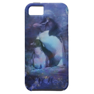Exotic Penguins in Tuxedos iPhone SE/5/5s Case