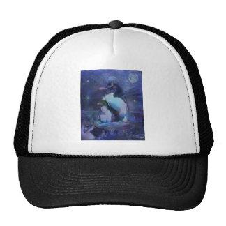 Exotic Penguins in Tuxedos Trucker Hat