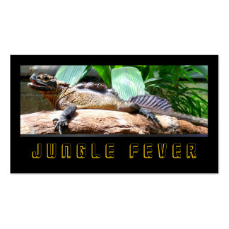 Exotic Pet Store Business Cards