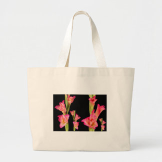 Exotic Pink Flower Bouquet Floral Elegant Gifts Large Tote Bag