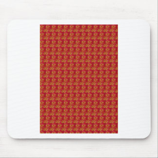 EXOTIC red taken from Flower: Art NAVIN JOSHI Mouse Pad