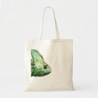 Exotic Reptile Tote Bag