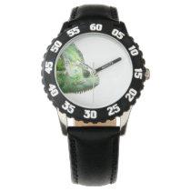 Exotic Reptile Wrist Watch