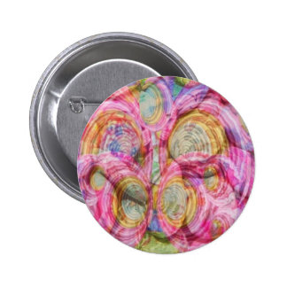 EXOTIC Sea Shells - Art101 Created Decorations Pinback Buttons